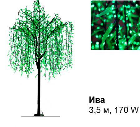 Дерево светодиодное